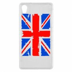 Чехол для Sony Xperia Z2 Британский флаг - FatLine