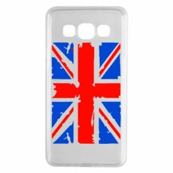Чехол для Samsung A3 2015 Британский флаг