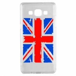 Чехол для Samsung A5 2015 Британский флаг