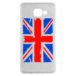 Чехол для Samsung A5 2016 Британский флаг