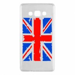 Чехол для Samsung A7 2015 Британский флаг