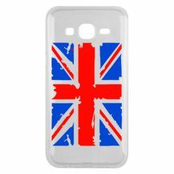 Чехол для Samsung J5 2015 Британский флаг