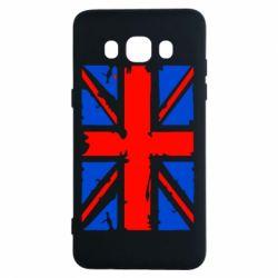 Чехол для Samsung J5 2016 Британский флаг