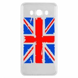 Чехол для Samsung J7 2016 Британский флаг