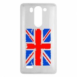 Чехол для LG G3 mini/G3s Британский флаг - FatLine