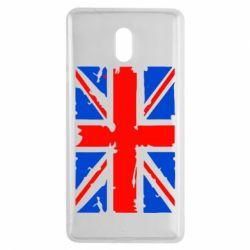 Чехол для Nokia 3 Британский флаг - FatLine