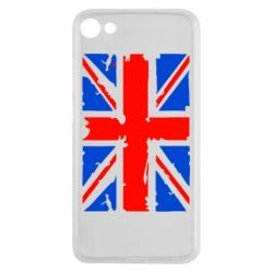 Чехол для Meizu U10 Британский флаг - FatLine