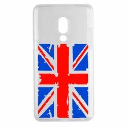 Чехол для Meizu 15 Plus Британский флаг - FatLine