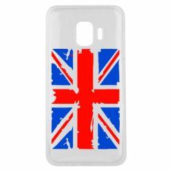 Чехол для Samsung J2 Core Британский флаг