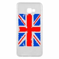 Чехол для Samsung J4 Plus 2018 Британский флаг