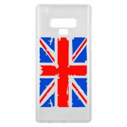 Чехол для Samsung Note 9 Британский флаг