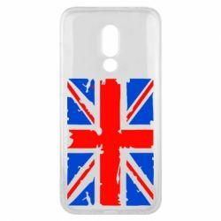Чехол для Meizu 16x Британский флаг - FatLine
