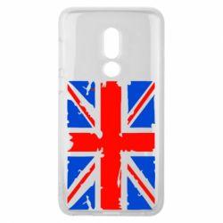 Чехол для Meizu V8 Британский флаг - FatLine