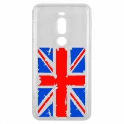 Чехол для Meizu V8 Pro Британский флаг - FatLine