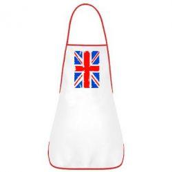 Фартук Британский флаг - FatLine