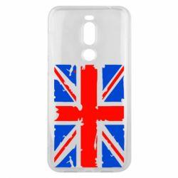 Чехол для Meizu X8 Британский флаг - FatLine