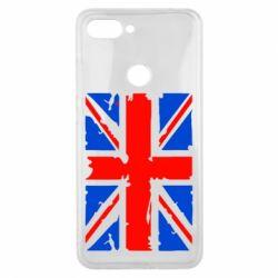 Чехол для Xiaomi Mi8 Lite Британский флаг