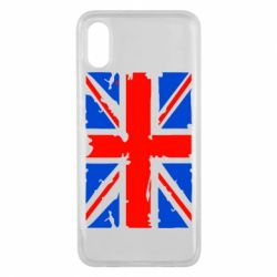 Чехол для Xiaomi Mi8 Pro Британский флаг