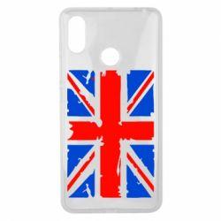 Чехол для Xiaomi Mi Max 3 Британский флаг - FatLine