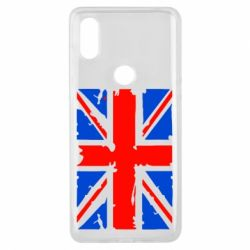 Чехол для Xiaomi Mi Mix 3 Британский флаг - FatLine