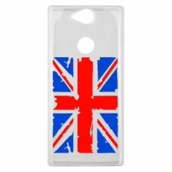 Чехол для Sony Xperia XA2 Plus Британский флаг - FatLine