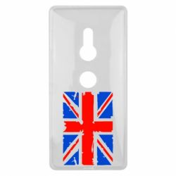 Чехол для Sony Xperia XZ2 Британский флаг - FatLine