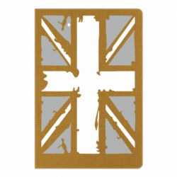 Блокнот А5 Британский флаг