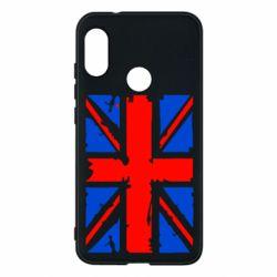 Чехол для Mi A2 Lite Британский флаг - FatLine