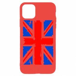Чехол для iPhone 11 Pro Британский флаг