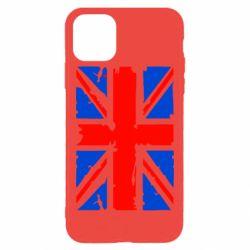 Чехол для iPhone 11 Pro Max Британский флаг