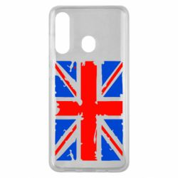 Чехол для Samsung M40 Британский флаг