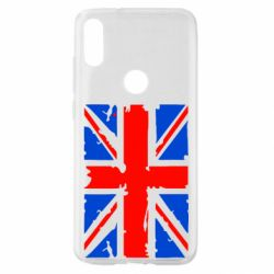 Чехол для Xiaomi Mi Play Британский флаг