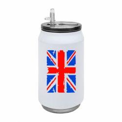 Термобанка 350ml Британский флаг