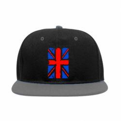 Снепбек Британский флаг - FatLine