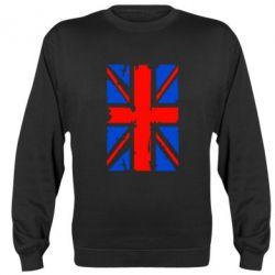 Реглан Британский флаг - FatLine