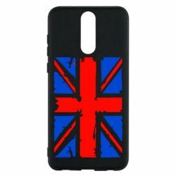 Чехол для Huawei Mate 10 Lite Британский флаг - FatLine