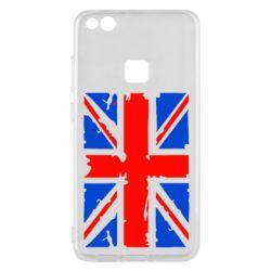 Чехол для Huawei P10 Lite Британский флаг - FatLine