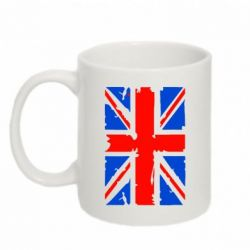 Кружка 320ml Британский флаг - FatLine