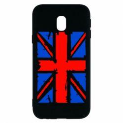 Чехол для Samsung J3 2017 Британский флаг