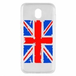 Чехол для Samsung J5 2017 Британский флаг