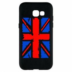 Чехол для Samsung A5 2017 Британский флаг