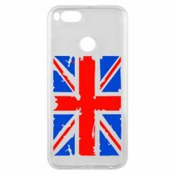 Чехол для Xiaomi Mi A1 Британский флаг