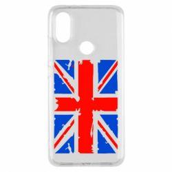 Чехол для Xiaomi Mi A2 Британский флаг