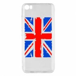 Чехол для Xiaomi Mi5/Mi5 Pro Британский флаг
