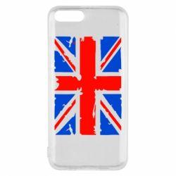 Чехол для Xiaomi Mi6 Британский флаг