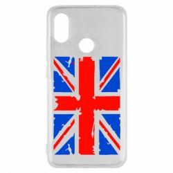 Чехол для Xiaomi Mi8 Британский флаг