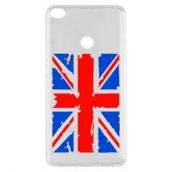 Чехол для Xiaomi Mi Max 2 Британский флаг - FatLine
