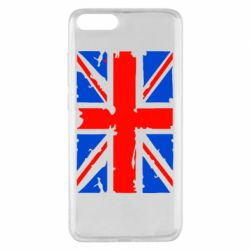 Чехол для Xiaomi Mi Note 3 Британский флаг - FatLine
