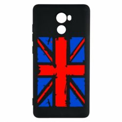 Чехол для Xiaomi Redmi 4 Британский флаг - FatLine