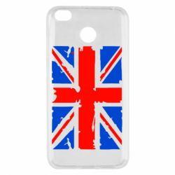 Чехол для Xiaomi Redmi 4x Британский флаг - FatLine